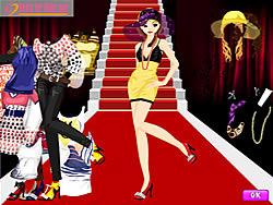 Cat Walk Fashion Show