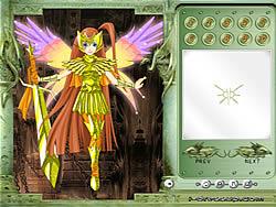 Goddess of War Dressup