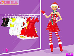Christmas Party Dressup