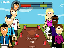 Flippy Cup Game