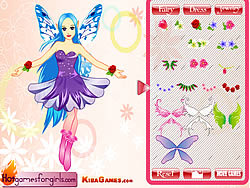 Sweet fairy Dressup