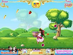 Princess and The Magical Fruit