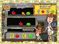Pebbles & Bam Bam's Shopping Spree