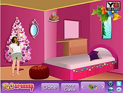 Christmas Bedroom Decor