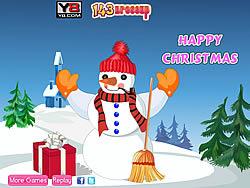 Snowman Christmas Decor