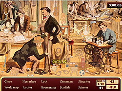 Occupations Hidden Objects