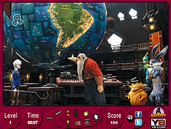 Rise of the Guardians Hidden Object