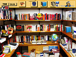Book Store Objects