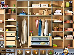 Wardrobe Room Objects