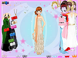 Red Carpet Dress up