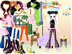 Funky Cool Dressup