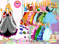 Princess Gown Dressup