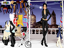 New York Dressup