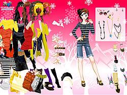 Shopping Girl Dressup 2