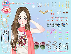 Melody Dressup