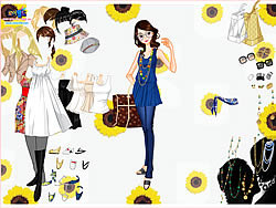 Top and Jeans Dress Up
