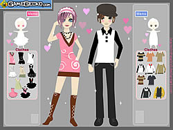 Date Styles Dressup