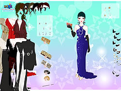 Gown Purse Dress Up