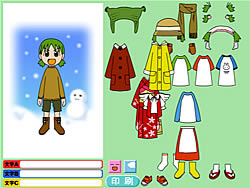 Dress Yotsuba Online