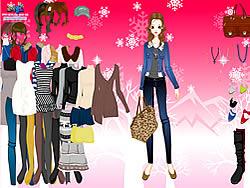 Winter Basics Dress Up