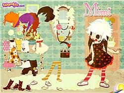 Mimi the Doll Dressup