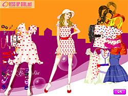 Stylish Dot Dresses