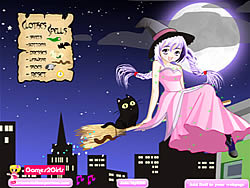 Witch In The City