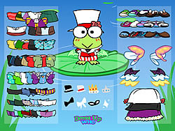 Keroppi Dress Up
