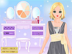 Ruffle Perfection Dressup